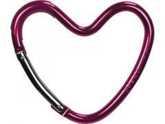 X DOOKY HOOK HEART MATT PINK
