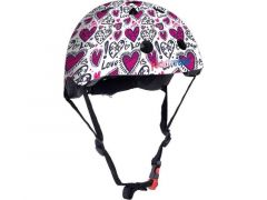 Kiddimotto Helm Special Edition Love M