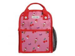 Jack Piers Backpack Amsterdam Small Cherry Pop