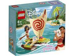 Disney Princess 43170 Vaiana'S Oceaanavontuur