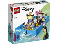 Disney Princess 43174 Mulans Verhalenboekavonturen