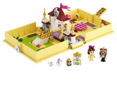 Disney Princess 43177 Belles Verhalenboekavonturen