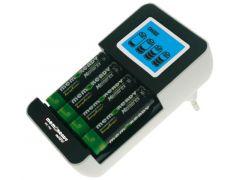 Memorex Compacte Lader Rx 750 Lcd Voor Aa En Aaa