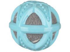 Hs Loekie Puppy Tennisbal Blauw Grijs 8Cm