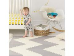 SKIP HOP PLAYSPOT GEO GREY/CREAM