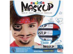 "Carioca Mask Up - 3 Kleurstiften Kindergrime ""Carnaval"""