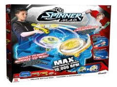 Silverlit Spinner M.A.D. Led Spinner Deluxe Battle Incl Spinners