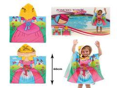 Prinsessen Handdoek Poncho
