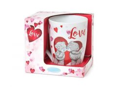 Me To You Kop In Geschenkverpakking - Love