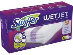 Swiffer Wetjet Wipes 10St