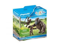 Playmobil 70360 Gorilla Met Babies