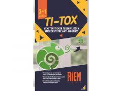 Riem Ti-Tox Stickers Tegen Vliegen