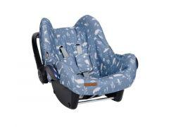 Little Dutch Hoes Autostoel 0+ Ocean Blue