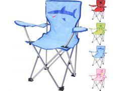 Vouwstoel Kinderen 36X36X64Cm 4Ass.