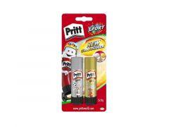 Pritt Stick Gold & Silver Bts 2X20G