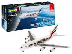 Revell 03882 Airbus A380-800 Emirates