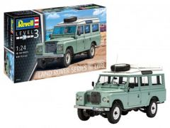 Revell 07047 Land Rover Series Iii Lwb St