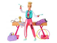Barbie Gymnast Playset