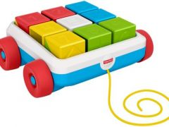 Fisher Price Blokkenkar