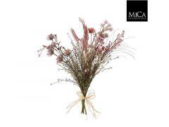 Dried-Look Bloemen L62Xd10Cm