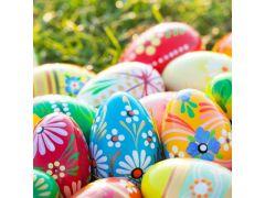 Duni Serviet 33X33Cm 20 St. Vibrant Eggs