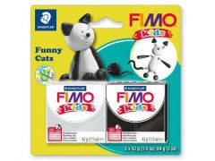 Fimo Kids Kit Funny  Cats