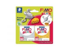 Fimo Kids Kit Funny Mice