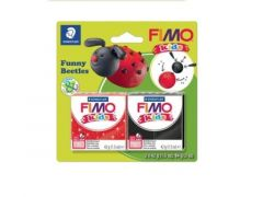 Fimo Kids Kit Funny Beetles
