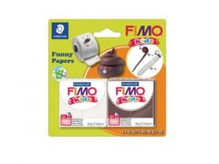 Fimo Kids Kit Funny Papers