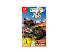 Ns Monster Jam-Steel Titans