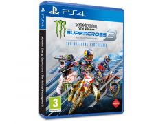 Ps4 Monster Energy Supercross 3