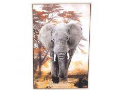 Canvas Elephant Classic 60X4,5Xh90Cm