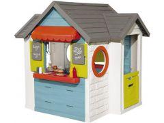 Smoby 810403 Chef House Speelhuis Met Keuken En Winkel