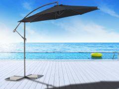 Parasol Menorca Antraciet D3M