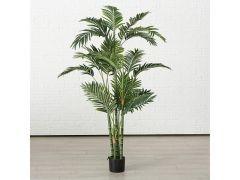 Palm In Pot Plastiek Indoor H165Cm Groen
