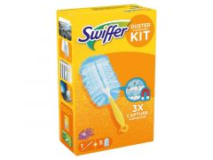 Swiffer Startset +5 Wipes Lavender