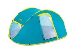 Bestway Coolmount 4 Tent 2.1M X 2.4M X 1M