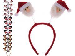 K Diadeem Kerstfiguur 25Cm 3 Assortimenten Prijs Per Stuk