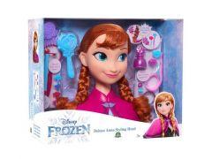 Frozen 2 Kaphoofd Deluxe Anna
