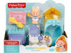 Fisher Price Little People Baby Playset
