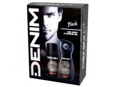 Denim Giftset Duopack Deospray + Showergel Black