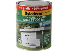 Xyladecor Tuinh Color Witte Jasmijn 2.5L+0.5L