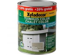 Xyladecor Tuinh Color Nevelgrijs 2.5L+0.5L