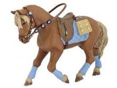Papo Bruine Dressuur Pony