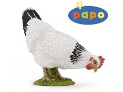Papo Pikkende Witte Kip