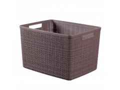 Curver Jute Large 20L Peppercorn