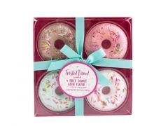 Donut Bruisbal Fizzer In Gift Box