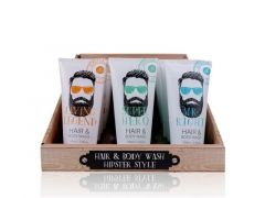 Hair & Body Wash 100Ml Hipster Style In Tube