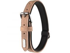 Halsband Delu Bruin 29/35Cm 15Mm