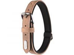 Halsband Delu Bruin 31/39Cm 20Mm